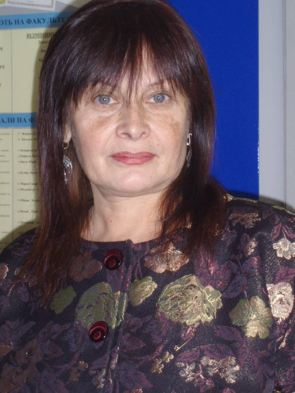 Фадєєва тетяна олексіївна